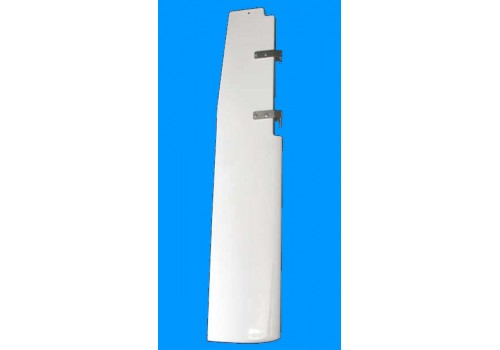 Catalina 250 High Performance Fixed Fiberglass Rudder Blade