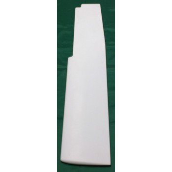 Capri 22 Fiberglass High Performance Fixed Rudder Blade