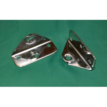 "Universal Replacement Gudgeons for 1/2"" pintle pin"