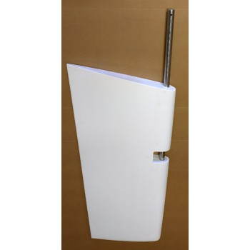 Irwin 46 High Performance HDPE Rudder
