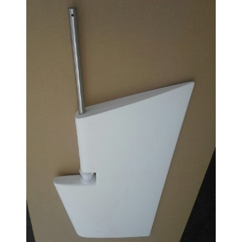 Irwin 38 High Performance HDPE Rudder