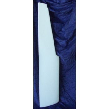 Potter 19 Blue Water fixed blade rudder