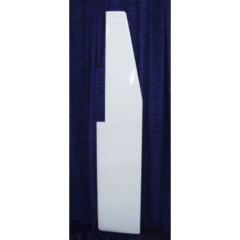 J/29 High Performance Balanced Rudder