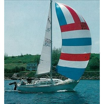 Paceship 26 High Performance Rudder Blade