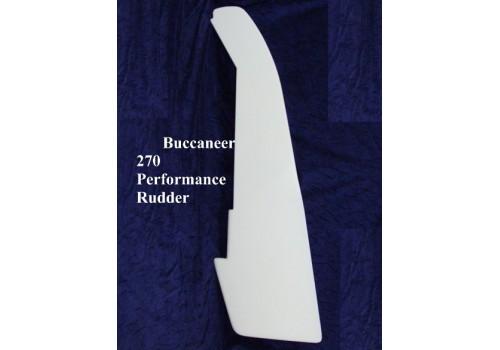 Buccaneer 270 Performance Fiberglass Rudder